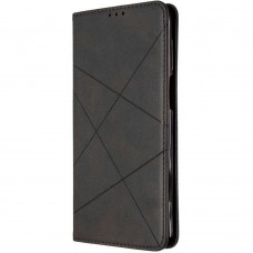 Чехол-книжка Leather Book Samsung Galaxy M31 (2020) (Чёрный)