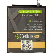 Аккумулятор Gelius Xiaomi Redmi Note 4X (BN43) АКБ