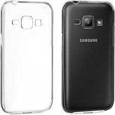 Силикон WS Samsung Galaxy J1 (2015) J100 (прозрачный)