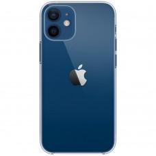 Чехол Original Clear Case Apple iPhone 12 / 12 Pro (Прозрачный)