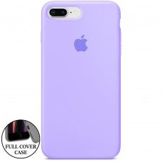 Силикон Original Round Case Apple iPhone 7 Plus / 8 Plus (43) Glycine