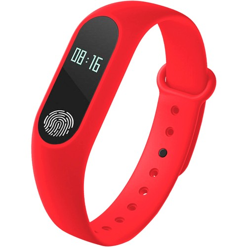 Ремешок Original Design Xiaomi Mi Band 2 (Красный)