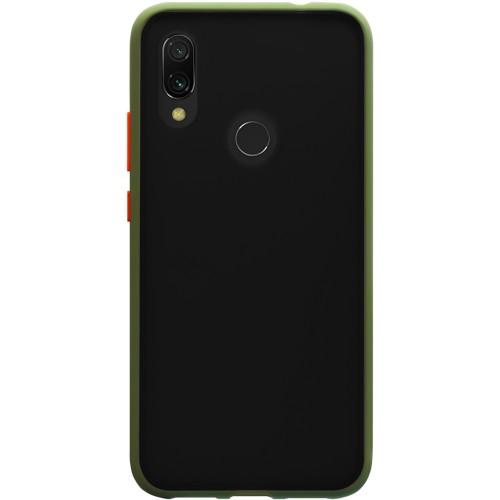 Накладка Totu Gingle Series Xiaomi Redmi Note 7 (Тёмно-зелёный)