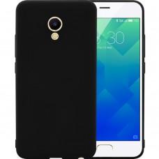 Силикон iNavi Color Meizu M5s (черный)