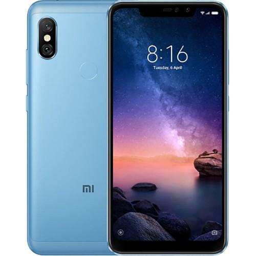 Мобильный телефон Xiaomi Redmi Note 6 Pro 4/64Gb (Blue)