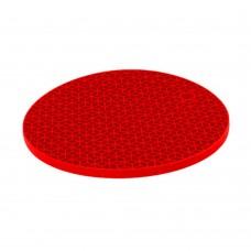 Силиконовый коврик-подставка (Красный)