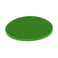 Силиконовый коврик-подставка (Зелёный)