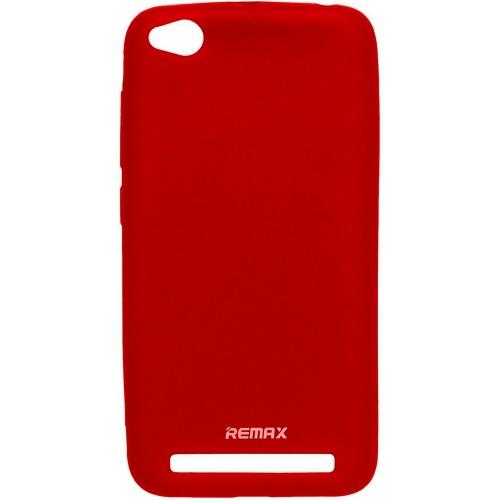 Remax Silicone Case Xiaomi Redmi 5A Red