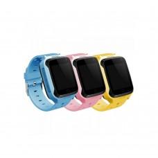 Детские смарт-часы Smart Baby Watch Q529 (Yellow)