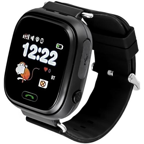 Детские смарт-часы Smart Baby Watch Q90 (Black)