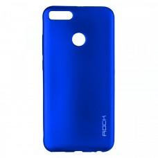 Силиконовый чехол Rock Matte Xiaomi Redmi 4 Prime (Blue)