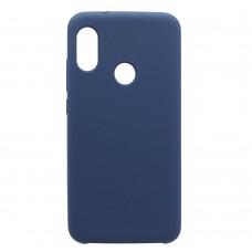 Силикон Multicolor Xiaomi Mi Max 3 (синий)