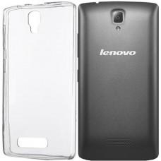 Силикон TPU Lenovo A2010 (прозрачный)