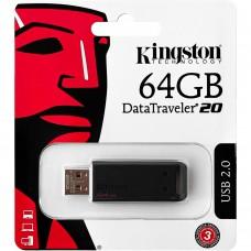 USB флеш-накопитель Kingston DT20 64Gb