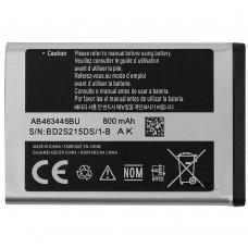 АКБ Samsung AB46344B C120 / C130 / C250 / D520 / D720 / E380 / E500 / E870 / X160 / X200 orig