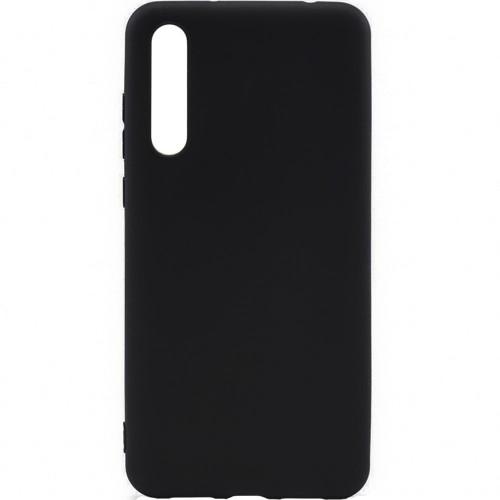 Силиконовый чехол iNavi Color Huawei P20 Pro (черный)