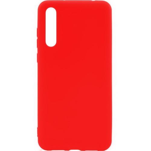 Силиконовый чехол iNavi Color Huawei P20 Pro (красный)