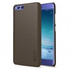 Чехол Nillkin Frosted Shield Xiaomi Mi6 (коричневый)