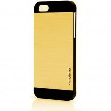 Накладка Motomo Apple iPhone 4 / 4s (Золотой)