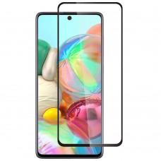 Защитное стекло для Samsung Galaxy A51 (2020) Black