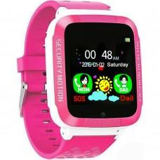 Детские смарт-часы Smart Baby Watch K18 (Pink)