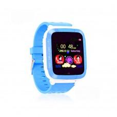 Детские смарт-часы Smart Baby Watch K18 (Blue)