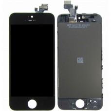 Дисплейный модуль Apple iPhone 5C (Black) (High Copy)