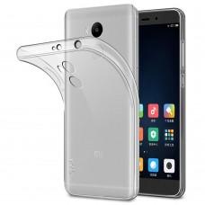 Чехол UltraThin Xiaomi Redmi 4 Pro / Prime (прозрачный)