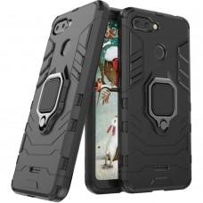 Бронь-чехол Ring Armor Case Xiaomi Redmi 6 (черный)
