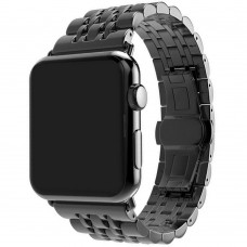 Ремешок Stainless Steel Apple Watch 42 / 44 mm (Black)