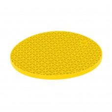 Силиконовый коврик-подставка (Жёлтый)