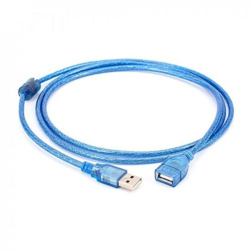 Кабель-удлинитель AM-AF USB 2.0 1.5m (Синий)