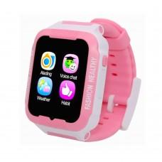 Детские смарт-часы Smart Baby Watch C3 (Pink)