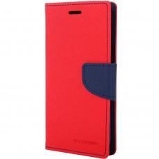 Чехол-книжка Goospery Canvas Diary Meizu  M3 Max (Красный)