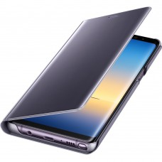 Чехол Original Clear View Standing Cover Samsung Galaxy Note 8 (Violet)
