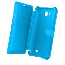 Чехол-книжка View Cover  Samsung Galaxy A5 (2015) A500 (Голубой)