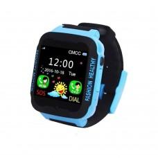 Детские смарт-часы Smart Baby Watch C3 (Blue)
