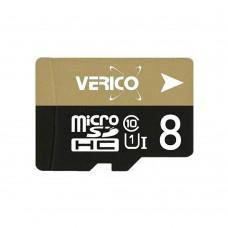Карита памяти Verico MicroSDHC 8Gb (Class 10)