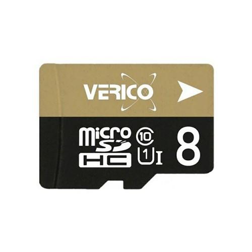 Карта памяти Verico MicroSDHC 8Gb (Class 10)