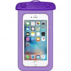 Водонепроницаемый карман WaterProof Aquabag Case (Фиолетовый)