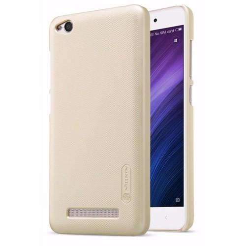 Чехол Nillkin Frosted Shield Xiaomi Redmi 4x (золотой)