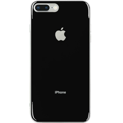 Силикон Zefir Case Apple iPhone 7 Plus / 8 Plus (Чёрный)