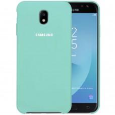 Силикон Original Case Samsung Galaxy J5 (2017) J530 (Бирюзовый)