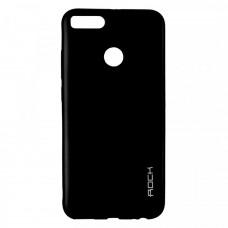 Силиконовый чехол Rock Matte Xiaomi Redmi 4 Prime (Black)
