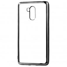 Силикон UMKU Line Xiaomi Redmi 4 Pro (Чёрный)
