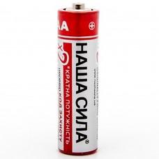 Батарейка Наша Сила R6 AA 1.5V
