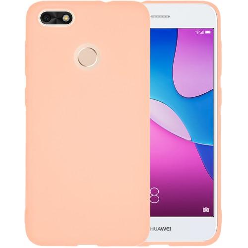 Силикон iNavi Color Huawei Nova Lite (2017) (розовый)