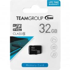 Карта памяти Team MicroSDHC 32Gb (Class 10)