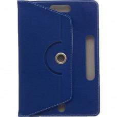 Чехол-книжка Universal Flat Leather Pad 10 (Синий)