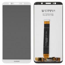 Дисплейный модуль для Huawei Y5 (2018) / Honor 7A (White)